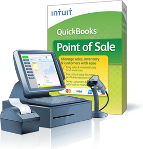 Intuit Quickbooks Point of Sale V11.0 (1 User)