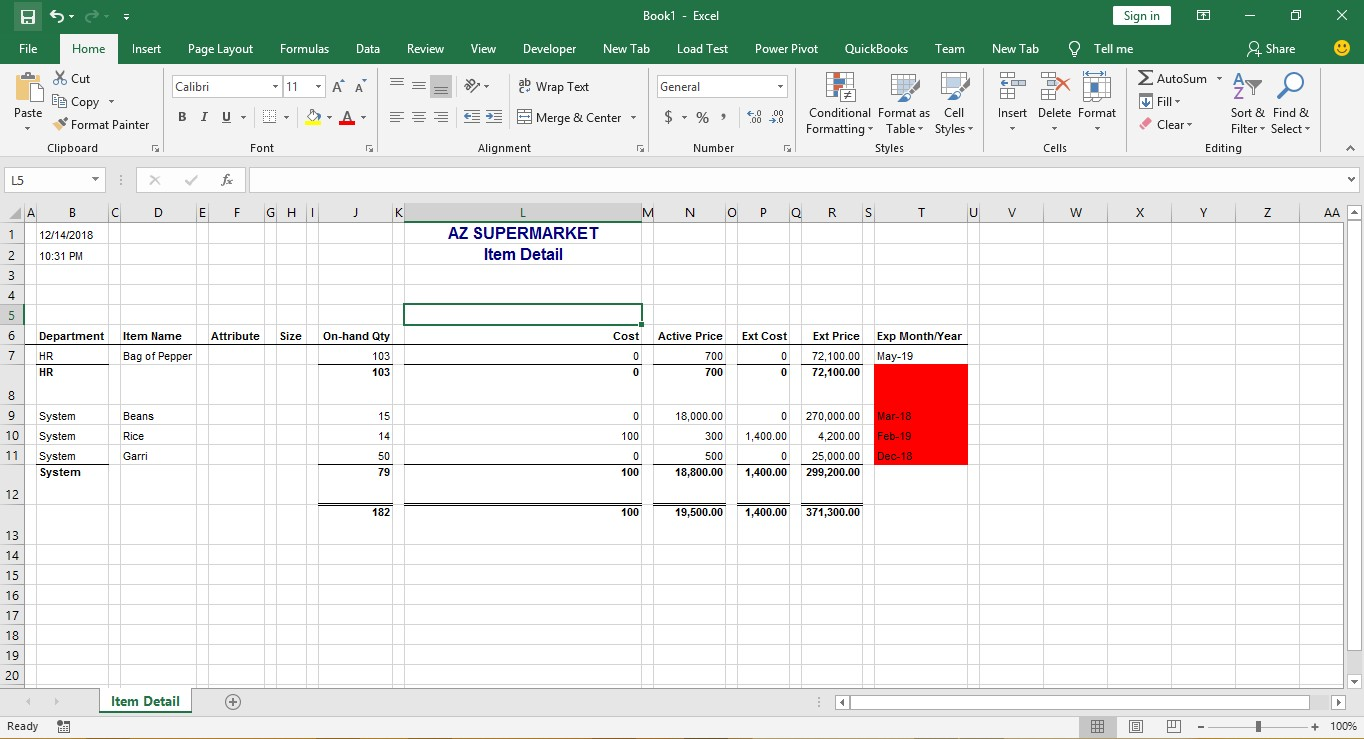 How to Use QuickBooks POS to Track Inventory Expiration